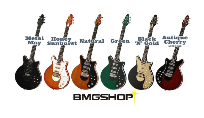 bmgshop colors
